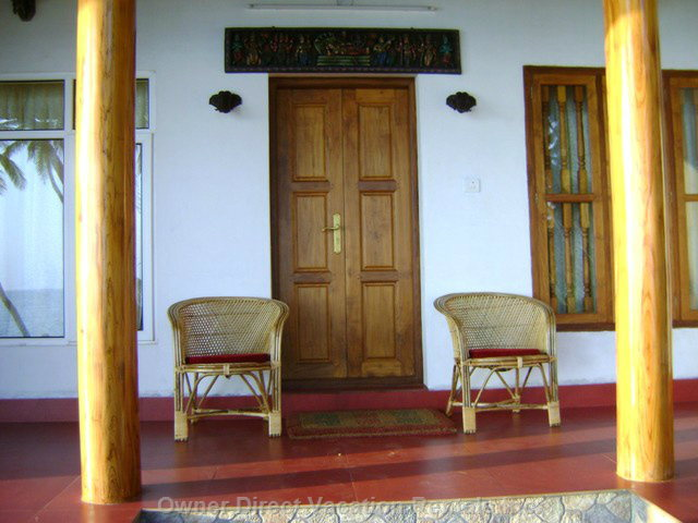 The Facing Front Veranda