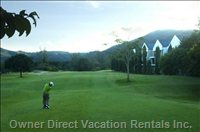 Golf Course Frontage