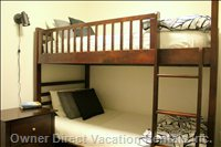 Den with Bunk Bed