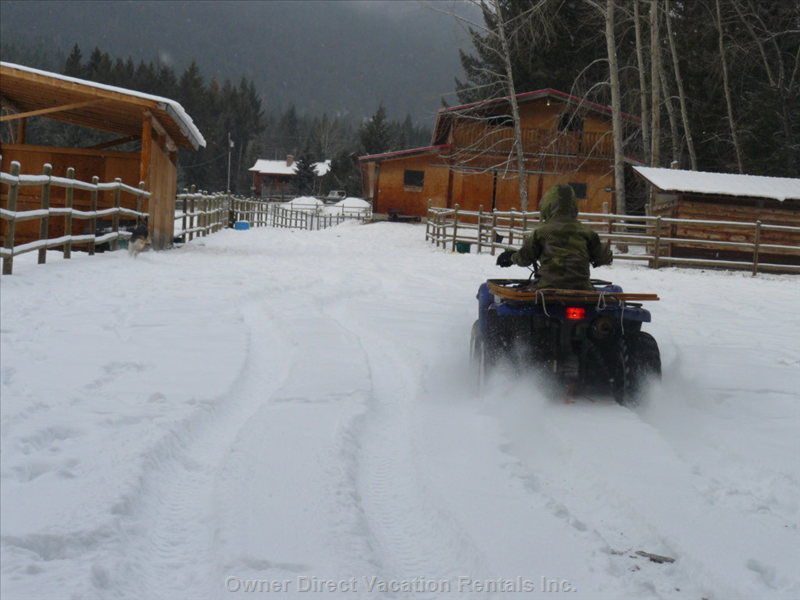 More Outdoor Fun!