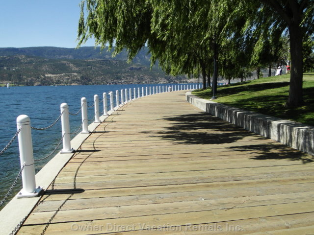 Waterfront Boardwalk - Stroll Downtown along this Beautiful Walk Way, ( be Sure to Take in a Nightime Stroll) it'S Stunning!