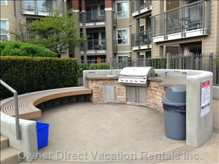 Outdoor Bbq Area