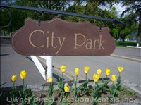 City Park, Located Just Minutes from Condo Using the Underground Tunnel. Access the Beach, Water Park, Walking Path, Picnic Area