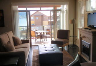 Luxury Beachfront Condo on Okanagan Lake - West Kelowna  2 Bedroom + Den, 2 Bath