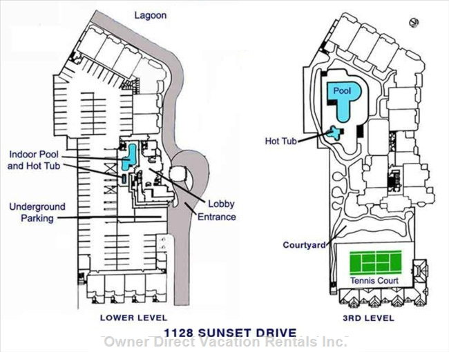 Amenities Plan