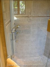 Walk in Showers with 'Grohe' Shower Systems