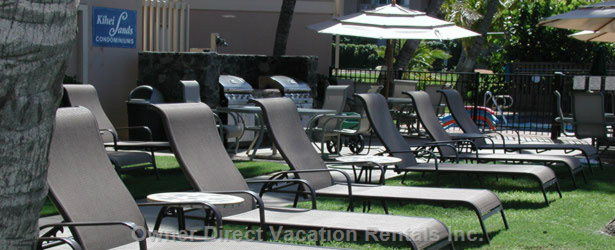 Ocean Front Lounge Chairs