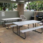 2 Large Barbecue & Furniture