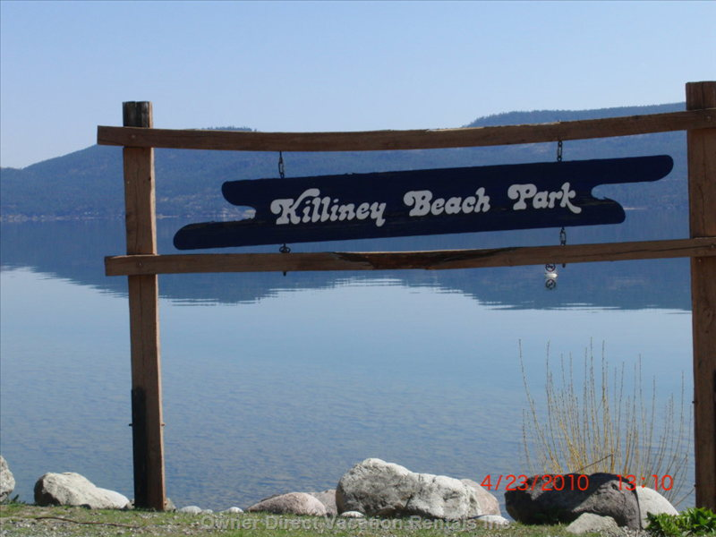 Public Beach, Swimming Area and Floating Dock, Boat Launch and Picnic Area