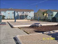 Playground, Beach Volleyball Court, Shuffleboard & more