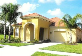 Brand New 4 Bed 3 Bath Villa in Bella Vida Resort Kissimmee