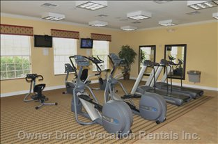 Clubhouse - Fitness Room