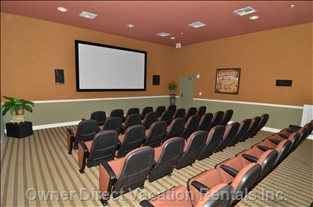 Clubhouse - Movie Theater - Daily Shows