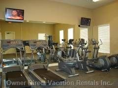 Gym at Villas at Seven Dwarfs