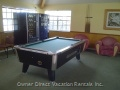 Club House - Includes Games, Playstation, Internet (Small Fee), and Video Rentals.