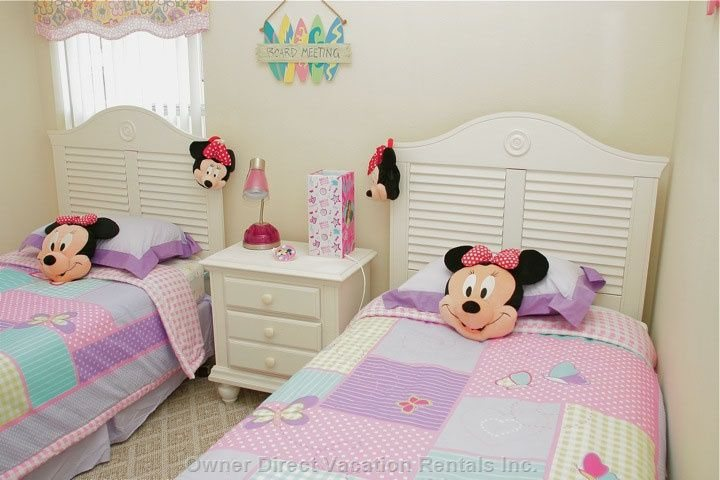 Minnie Bedroom