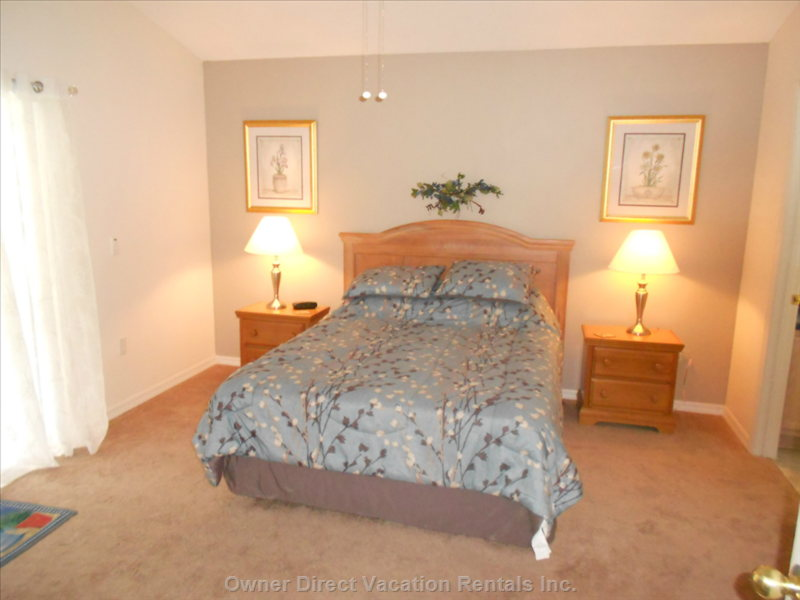 Master Bedroom Back