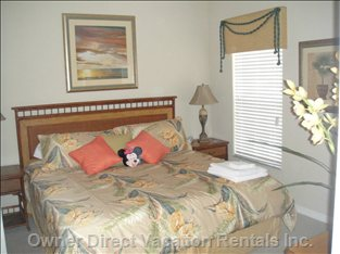 Double Bedroom 1 (Ground Floor)