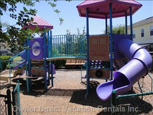 Resort Kids Play Area