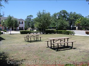 Resort Picnic Area
