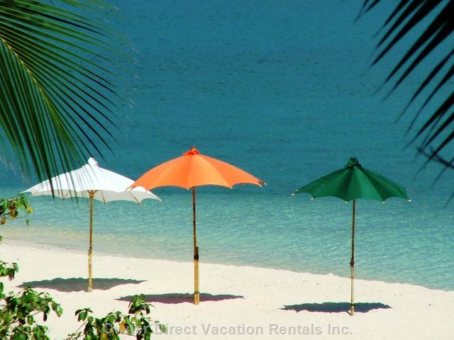 Many Dream Beaches on Koh Mak and Neighboring Islands like Koh Kham and Koh Rayang