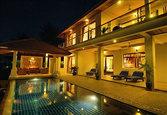 Luxury Seaview Pool Villa | Convenient Location 1km to Beach and <5km to Chaweng