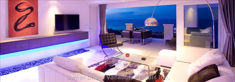 Puresmartstylish and Spacious Villa -  Apartment (240m2!) with Ocean View
