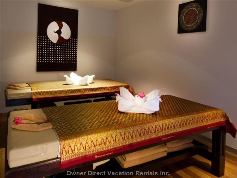 Such as the Traditional Thai Massage