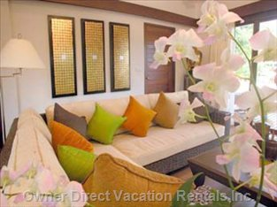 Luxury Decor Throughout Villa