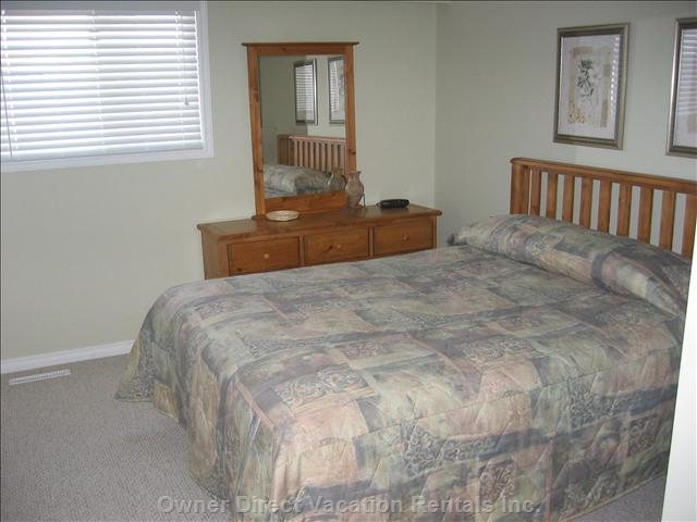 Normal Bedroom - Similar to but May Not be this Unit