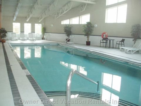 Very Large Swimming Pool