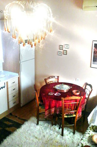 Dining Room: Ground Floor · 25 M²