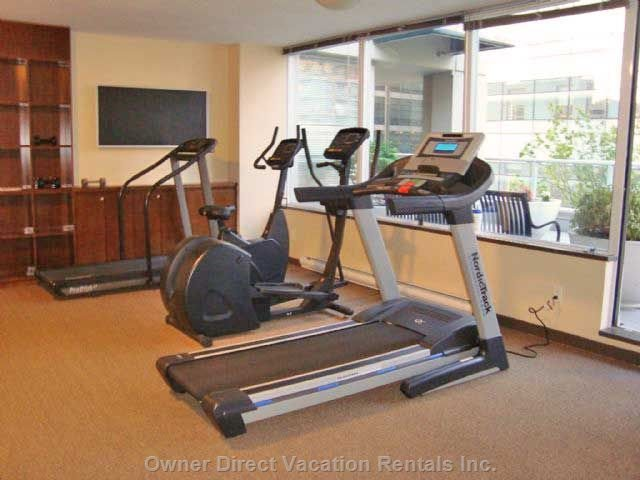 Exercise Room - 4th Floor