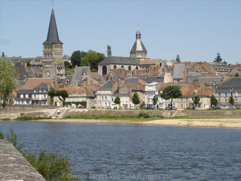 La Charite Sur Loire Vacation Rental Owner Direct