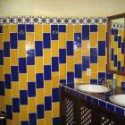 Traditional Tiled Bath