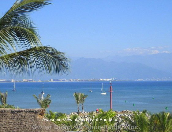 Magnificent View of the Bay of Banderas