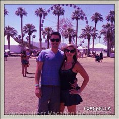 Folks Come & Enjoy the Coachella Fest. We Loved it Heading Back Again Next Year