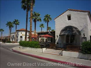 Old Town La Quinta - Shops and Restaurants a few Minutes Drive from the House