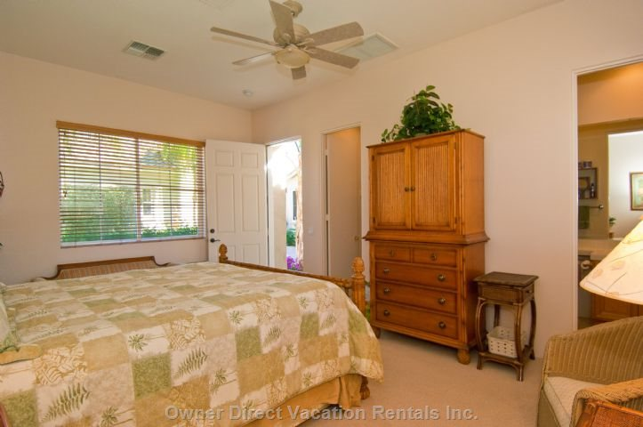 Casita with Private Entry, Walk in Closet and Separate Bath/Shower