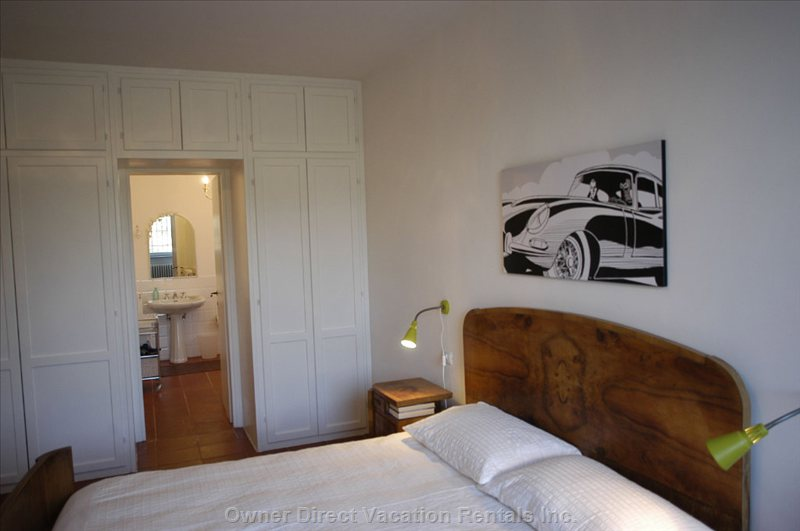 1 Bedroom - at the Ground Floor and Ensuite Bathroom