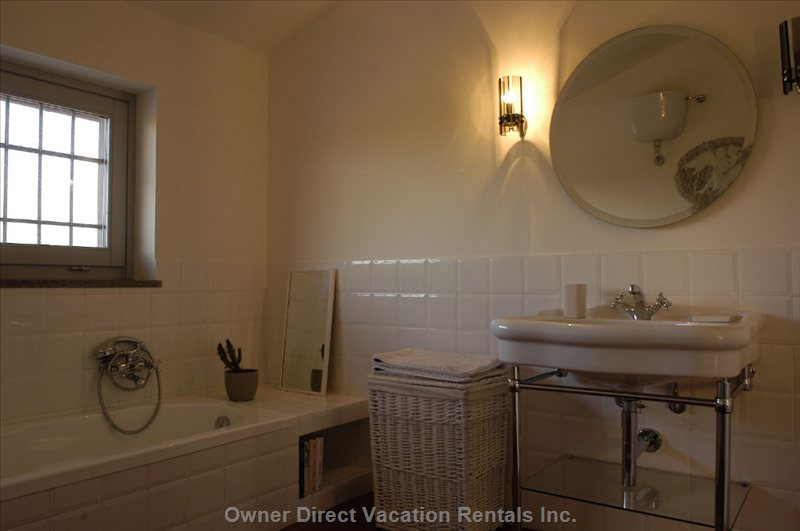 Bathroom - with Tub