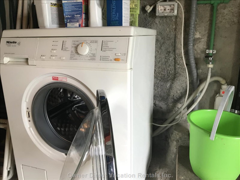 Quality Miele Washing Machine for your Laundry