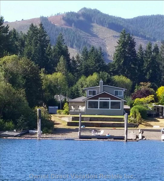 Experience your Dream Vacation on Lake Cowichan