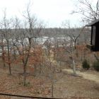 Backyard View (Sorry Winter Time) - View of the Boat Dock and the Lake. Lots of Trees - Solitude!