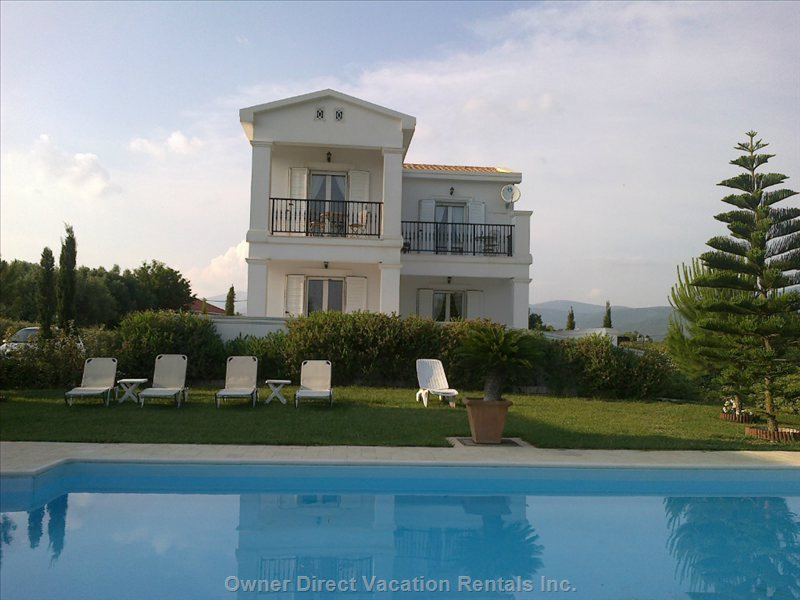 Exclusive Boutique Villa Angela