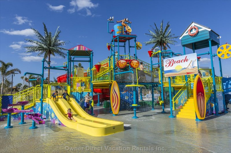 Kid's Splash Zone