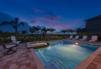 Top Encore Resort Home near Disney Amazing Water Park
