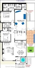 Floorplan - a Floorplan of the Condo to Give you a Better Idea of the Condo Layout