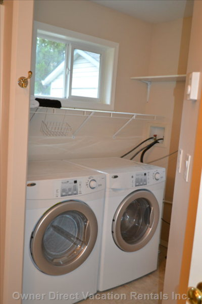 Utility Area - Enjoy the Convenience of Having your Own Washer and Dryer