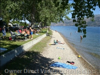 Peachlands 7 KM of Beach - Enjoy Peachland'S 7km of Beach Just a 3 Minute Drive Away